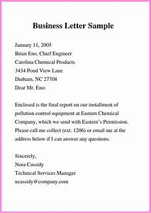 11, Free, Formal, Business, Letter, Format, Template