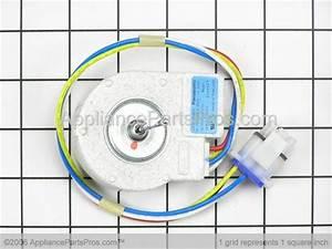 Ge Wr60x10185 Evaporator Fan Motor
