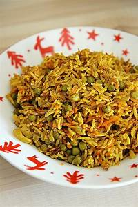 Riz Au Curry Japonais : recette de riz au curry carottes et petits pois par ladyhel ~ Nature-et-papiers.com Idées de Décoration