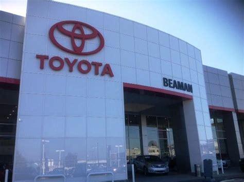Beaman Toyota Car Dealership In Nashville, Tn 37203