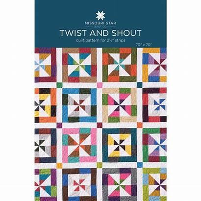 Quilt Missouri Star Pattern Twist Shout Patterns