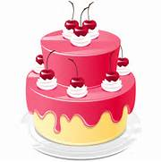 Birthday Cake PNG Photos   PNG Mart  Birthday Cake Transparent Background