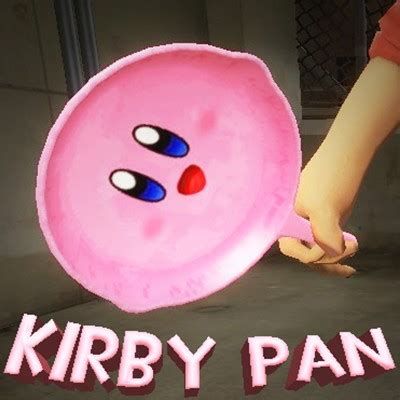 kirby pan skin team fortress  skin mods