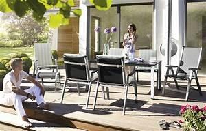 Gartenmöbel Alu Set : gartenm bel set aus aluminium alu galerie kwozalla ~ Eleganceandgraceweddings.com Haus und Dekorationen