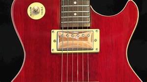 Guitar Tone - Samick - Greg Bennett - Avion 1 - Av1 - Vox Ac30c2