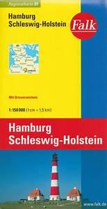 Falk Straßenatlas Deutschland : falk regionalkarte schleswig holstein hamburg 1 ~ Jslefanu.com Haus und Dekorationen