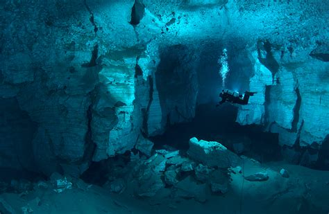 cave diving in the urals orda perm region askural com