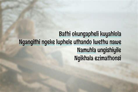 Contextual translation of love quotes into zulu. Pin on Ubuhlungu Bothando - Sad Love Quotes