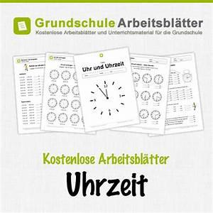 Zeitspannen Berechnen 3 Klasse : uhrzeit lernen kostenlose arbeitsbl tter ~ Themetempest.com Abrechnung