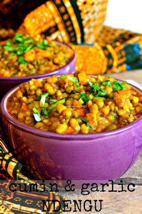 Sauté until the minced beef browns. Garlic and Cumin Ndengu | Kenyan dishes recipe, Vegetarian ...