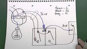 Wiring Diagram Outside Light Pir