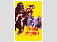 ‎Teenage Zombies 1960 directed by Jerry Warren • Reviews