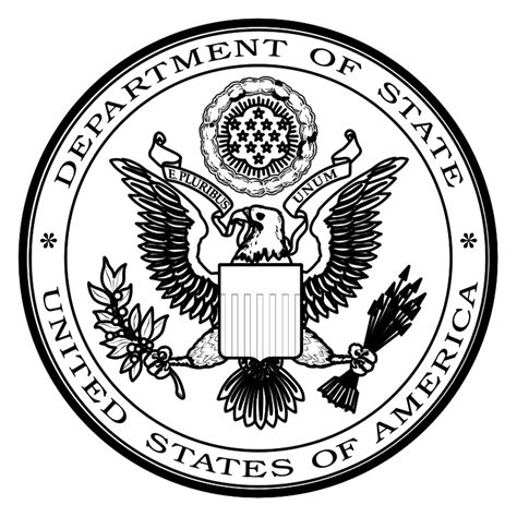 us department of state bureau of administration us department of state 1 free vector 4vector