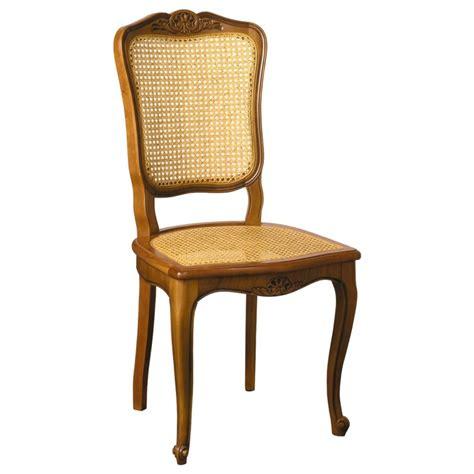 chaises de style chaise régence n 3 en merisier cannée meubles de normandie