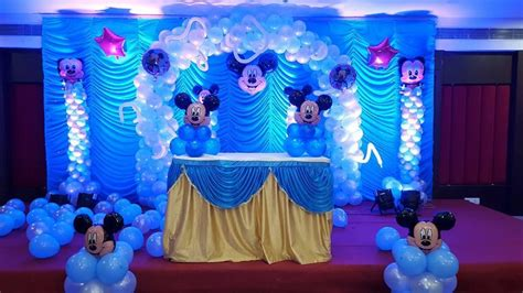 birthday party ideas 1st birthday party ideas 1st birthday party decorations hyderabad birthday decors