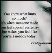 Love hurts quote  Sayi...