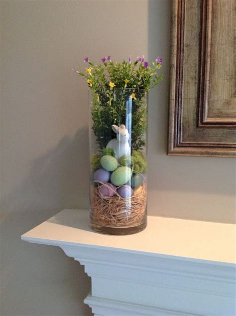 ideas  hurricane vase  pinterest foyer
