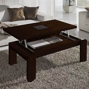 Table Relevable En Bois VS Table Relevable En Verre