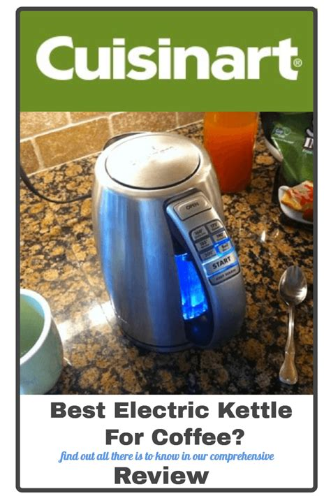 kettle electric coffee