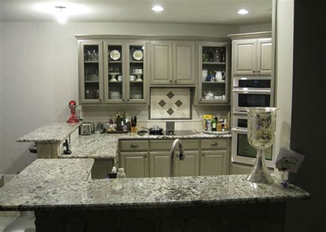 azul aran granite countertop kitchen ideas