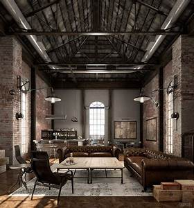 Industrial, Style, Living, Room, Design, The, Essential, Guide