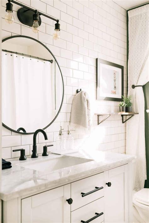 #elsiesnashvillebnb Bathroom Tour (before + After) A