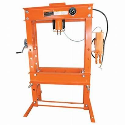 Press Strongarm Ton Heavy Duty Hydraulic Air