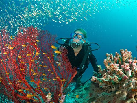 scuba diving when you asthma