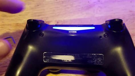 Ps4 Blinking White Light by Ps4 Controller Blinking Blue Light Fix Shelly Lighting