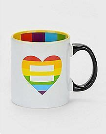 Coffee starts to taste different as your cup starts to cool. Pride View All - Spencer's   Mugs, Funny coffee mugs, Coffee mugs