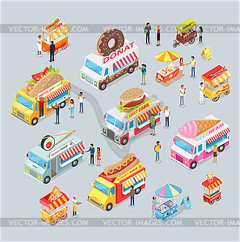 autos zum verkauf autos zum verkauf speisen und getr 228 nke laden auf r 228 dern vector illustration