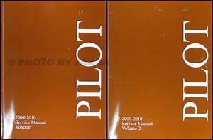 2011 Honda Pilot Repair Manual Pdf
