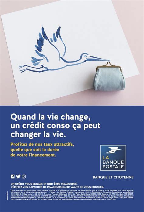 la banque postale siege la banque postale quot crédit conso quot