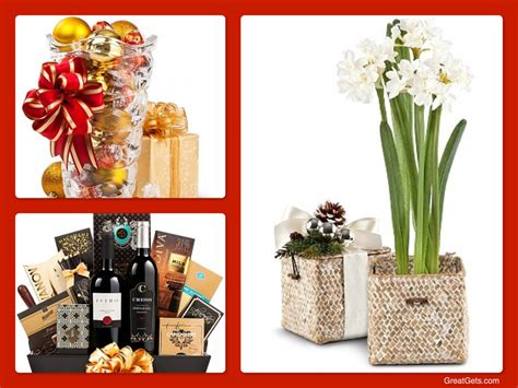 beautiful elegant realtor client holiday gifts flowers