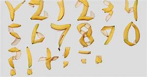 banana font quotdon39t break a leg beware of the real With banana letters