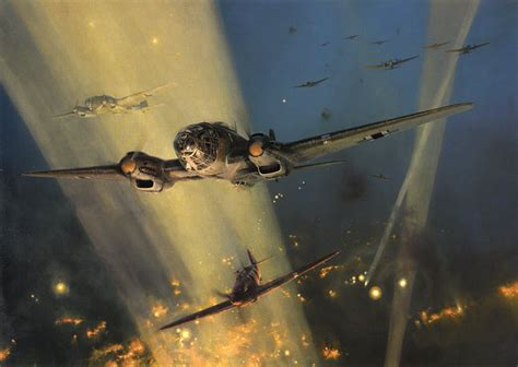 aviation art taylor robert fury assault