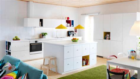 cuisine chez ikea 10 îlots de cuisine repérés chez ikea