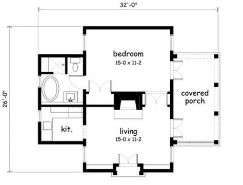 cozy cabin floor plans getaway