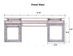 custom home blueprints diy studio desk gearslutz pro audio community