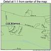 Los Alamos New Mexico Street Map 3542320