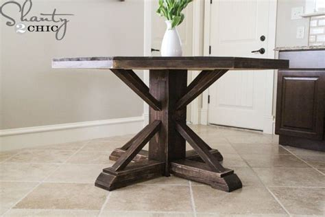 Pottery Barn Wooden Table Ls by Diy Pottery Barn Inspired Table For 110