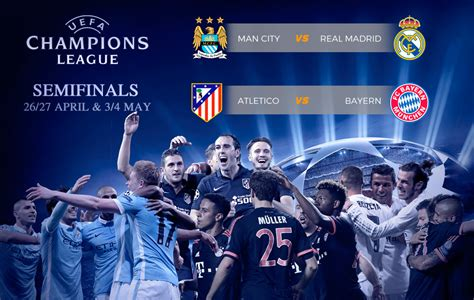 champions league draw manchester city  real madrid