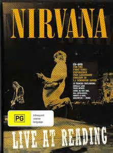 Nirvana - Live At Reading (CD, Album) at Discogs