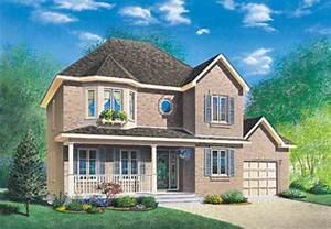 European, Style, House, Plan, Ft, Plan