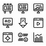 Banner Ad Icon Vectorified