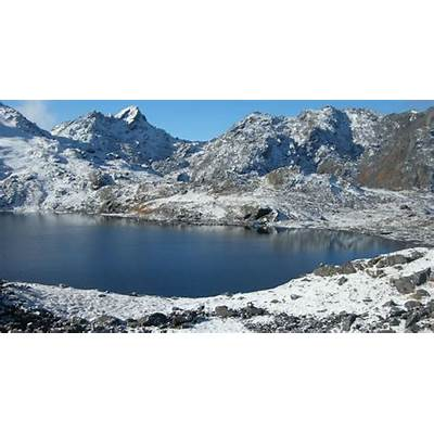 Gosaikunda lake in the Himalayas - Explore more about