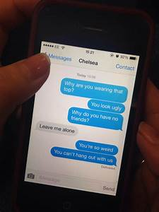 Mean Texts Cyber Bullying | www.imgkid.com - The Image Kid ...