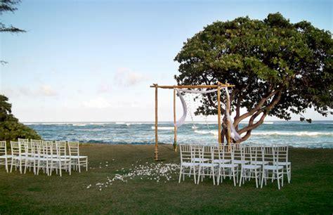 weddings  hukilau lanai restaurant kapaa kauai hawaii