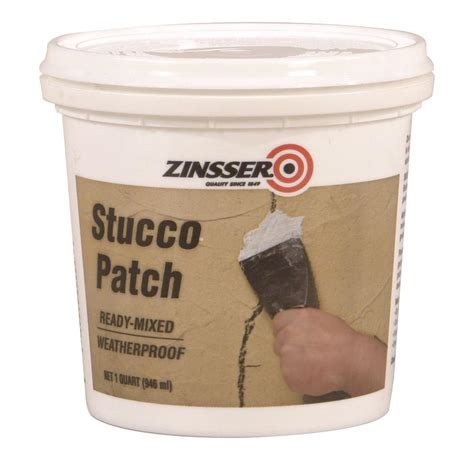 Zinsser Popcorn Ceiling Patch Ready Mixed 1qt by Zinsser 1 Qt Ready Mixed Stucco Patch Of 6 60584