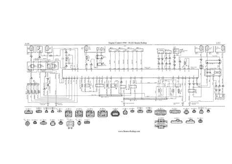 3sgte ecu wiring diagram wiring diagram and schematics